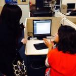 Worldwide School of English独自のオンライン学習システム